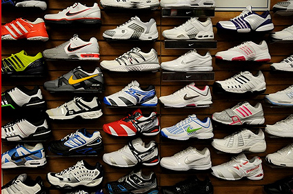 Sneakers. With over 75 different styles ...